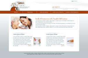 Bozza per Home page Studio SIFA'