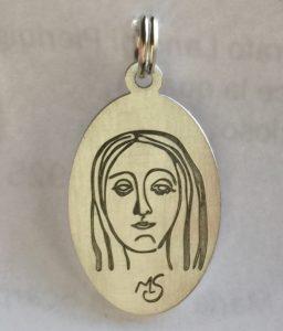 Medaglietta argento per progetto Salviamo Ganghereto