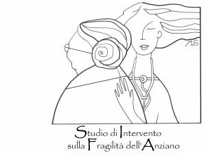 """Logo per """"Studio di Intervento sulla Fragilità dell'Anziano"""
